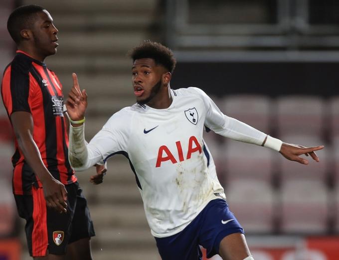 Bournemouth U18 v Tottenham Hotspur U18: FA Youth Cup
